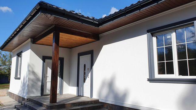 Новый дом 160 м2 + 17 соток в селе Процев