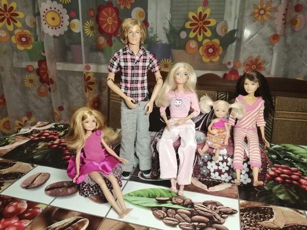 Барби Маттел, Barbi Mattel Кен, Челси, Стейси, Скипер оригинал