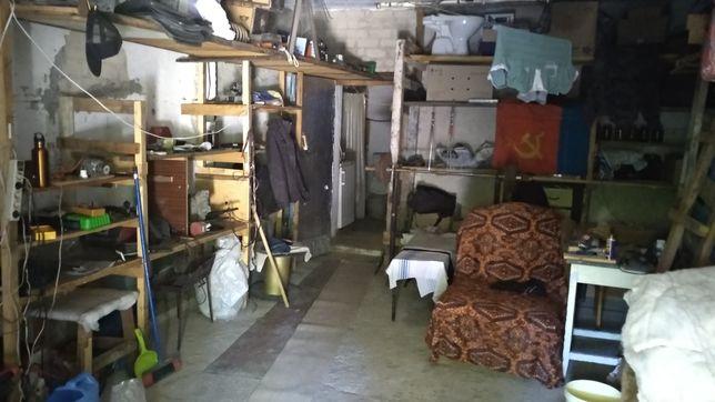 Гараж 70м2 с жилой комнатой и туалетом (обмен на авто)