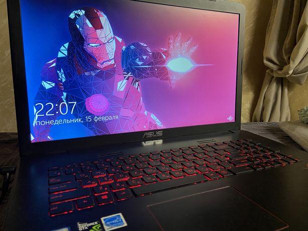 Геймерский ноутбук ASUS ROG (GL752VW-IH74) Core i7/ Geforse GTX 960m