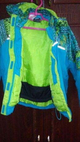 Курточка термо adidas демисезонная
