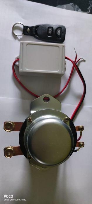 Odłącznik akumulatora Poznań - image 1