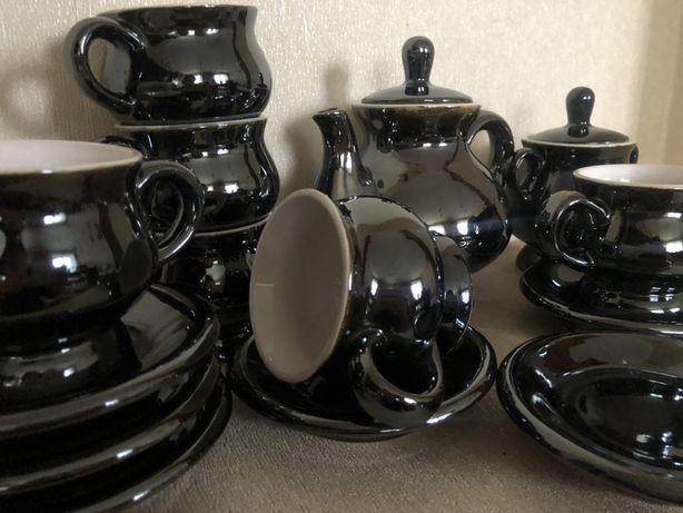 Сервиз чайный набор чашка