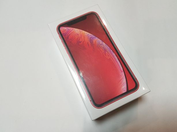 IPHONE XR ! A2105 ! 64 GB ! kolor (PRODUCT) RED !