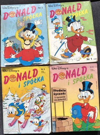Donald i Spółka komiksy