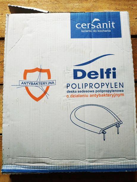 Сидения для унитазов Cersanit Delfi