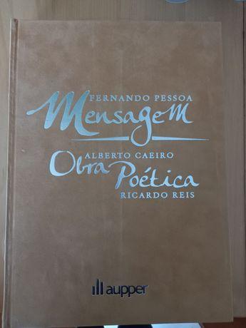Mensagem Fernando Pessoa e Obra Poética Alberto Caeiro e Ricardo Reis