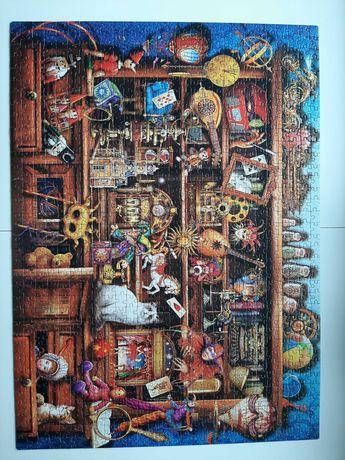 Puzzle 1000 Clementoni