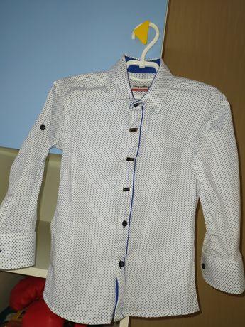 Рубашка р 110- 4-5 л