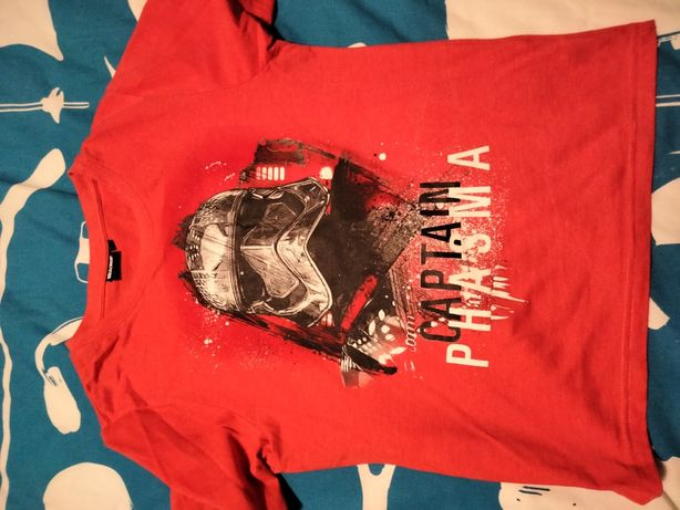 2 t shirts star wars 10 anos