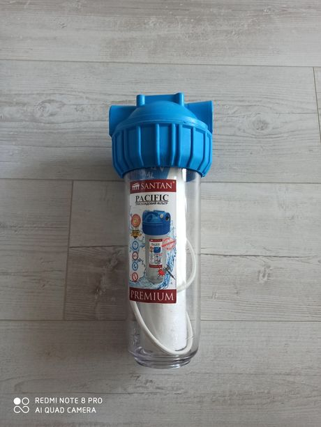 Фильтр колба тонкой очистки
