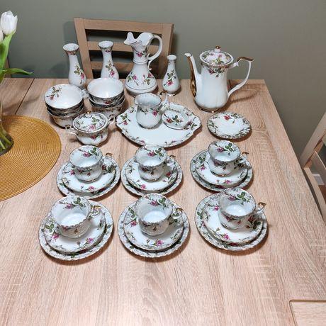Chodzież porcelana zestaw kawowy dla 6 osób
