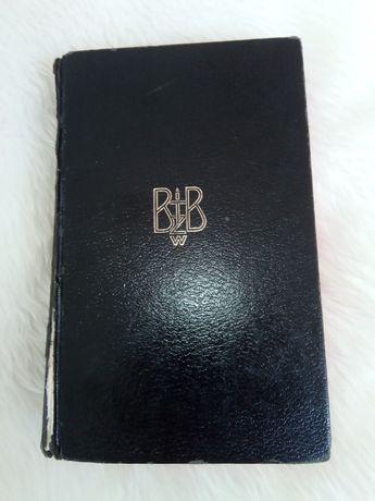 Biblia Gdańska z 1979 (Oxford)