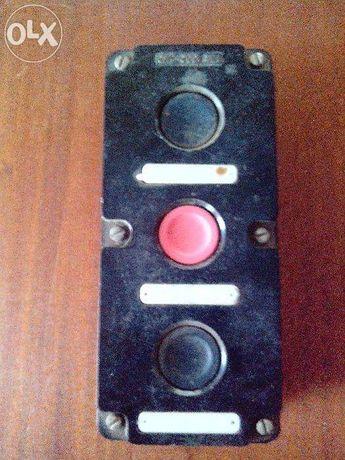 Пульт к электроподъёмнику или электротали