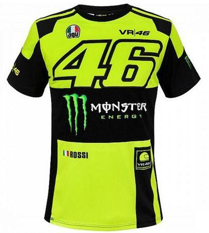 T-shirt Moto GP - Novo e embalados