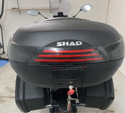 Top Case Shad SH46 + suporte Yamaha Tracer 900