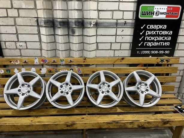 99 Литые диски 5/112 r16 Aluett Mercedes Audi Skoda VW