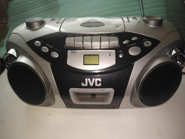 Działający, sprawny Boombox JVC RC-EX10S