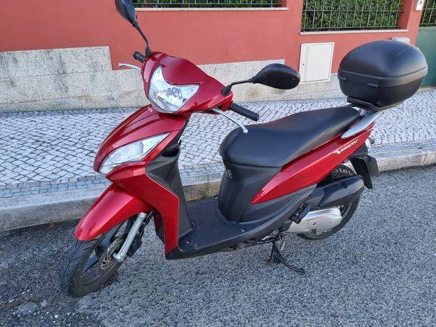 Honda Vision 12 mil km