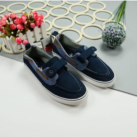 Мокасины, туфли для мальчика Cool Club р-р 37