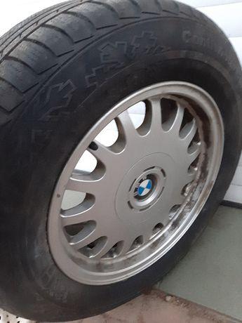BMW alufelgi + opony zimowe 235 /60 /16 - 4 sztuki