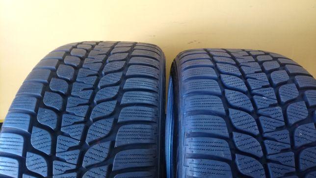 2 Opony używane zimowe 255/40R17 Bridgestone