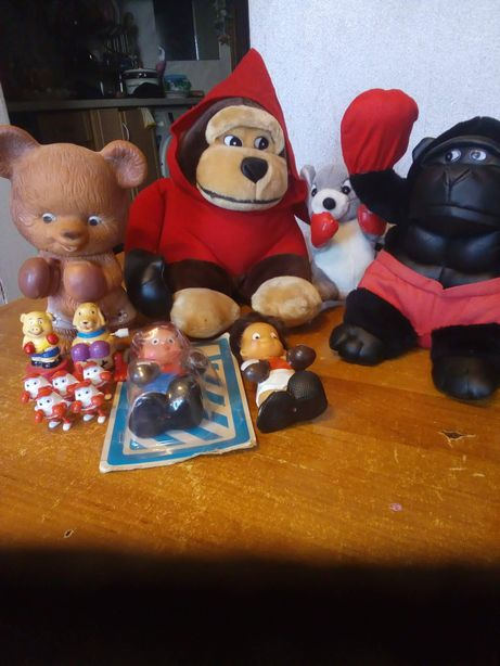 Комплект игрушек-Бокс.