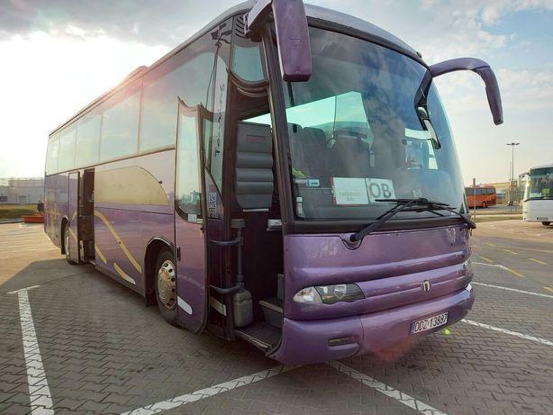 Автобус ман ноге тоуринг
