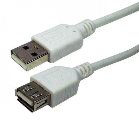 Lote de 190 Cabos Extensão USB 1.5M