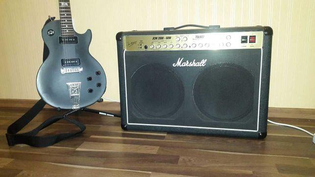 Ламповый комбик MARSHALL JCM2000-60W TSL602