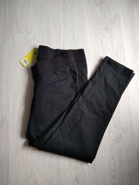 NOWE Mothercare spodnie ciążowe jegginsy 16R czarne 44