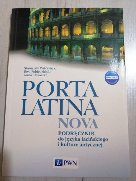 Podręcznik do języka łacińskiego i kultury antycznej Porta Latina nova