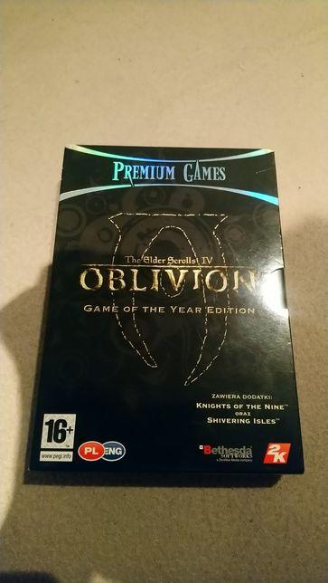 Gra PC The Elder Scrolls IV Oblivion Pl