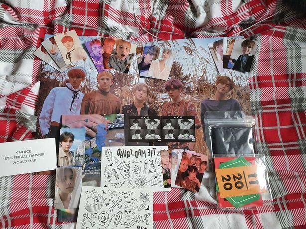 ACE kpop karty pc jun donghun chan byeongkwan wow sehyoon yuchan aiw