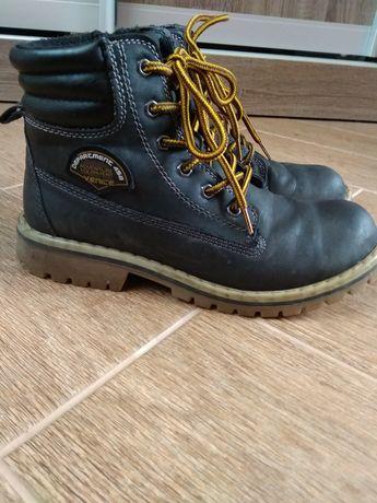 Шкіряні черевики 36 розмір