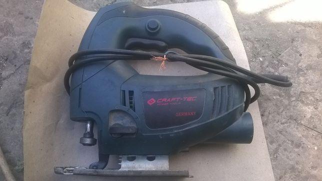 Електро лобзик Craft-tec