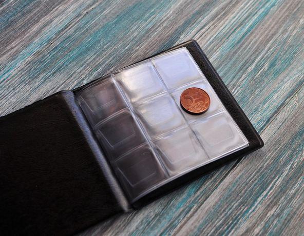 Альбом для монет (на 72 монети) - MARCIA, Schulz