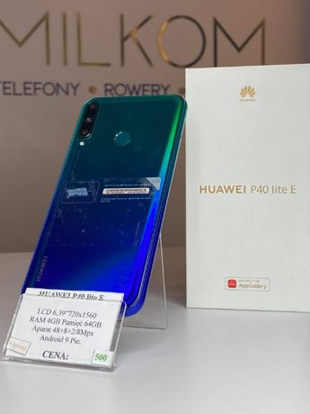 Telefon HUAWEI P40 lite E RAM 4 GB Gwarancja Wysyłka Paragon
