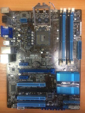 Материнская плата ASUS P8Z68-V LX socket 1155 не робоча