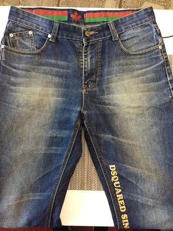 Spodnie Dsquared rozmiar 34