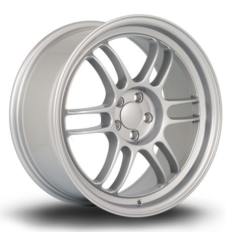 Felgi 42b wheels SL6 17x7.5 4x100 Mazda mx-5 Honda Civic VW Golf Polo