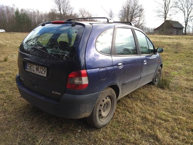 REZERWACJA Renault scenic 2002 1.9dci