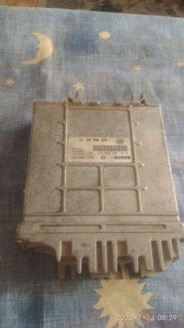 Блок управління, ЕБУ, компютер VW TDI Sharan SEAT FORD 028 906 021 CG