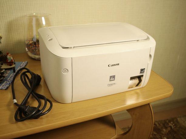 лазерный принтер Canon lbp6020
