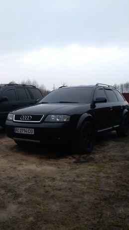 Audi a6 c5 allroad