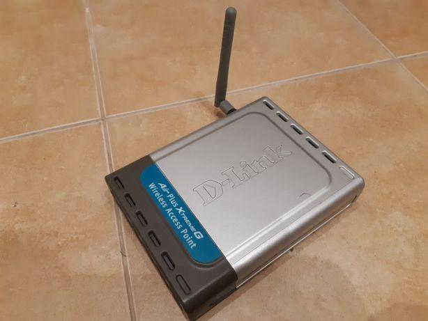 Беспроводная точка доступа D-link DWL-2100AP Wi-Fi роутер