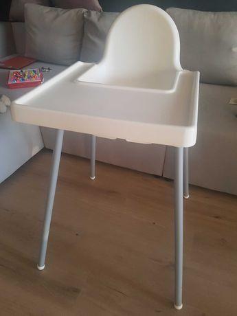 Krzesełko do karmienia Ikea Antilop z tacką