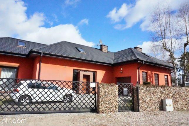 Dom w Borowiczkach-Pieńkach 2 km od Płocka