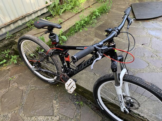 Продам велосипед STEVENS