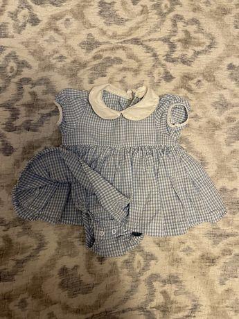 Платье 56р H&M